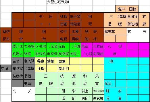 攻略梦攻略住宅布局,官方梦物语完美住宅新手物语攻略塞尔达中文图片