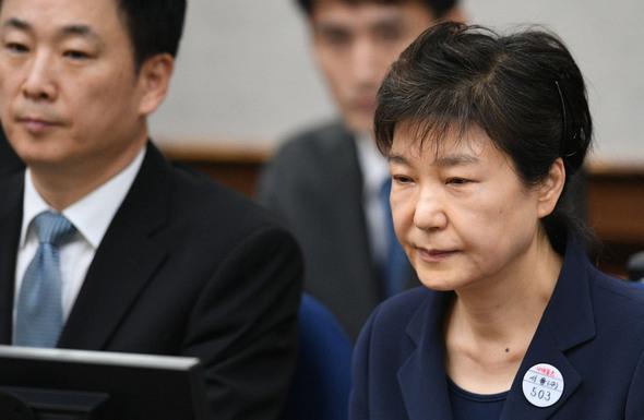韓媒:樸槿惠兩拒出庭是擾亂國家綱紀 須嚴懲不貸