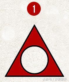 「v圆圈」在三角形上画一个圆圈,看出你经营人pore图纸颜色改图片