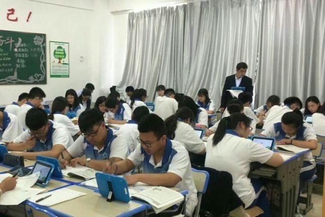 潍坊(上海)新纪元学校高中部双主线教学成果展演讲稿使者文明高中生的做图片