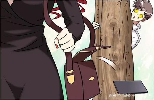 搞笑漫画:暗恋已久的漫画竟然是个男的?校花少女花火图片