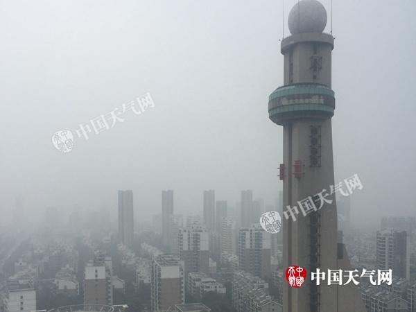 華北黃淮霧和霾7日或消散 海南將有暴雨