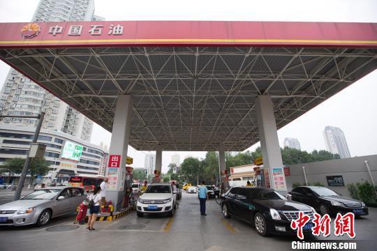 國際油價連續上漲 國內油價或迎年內第九次上調