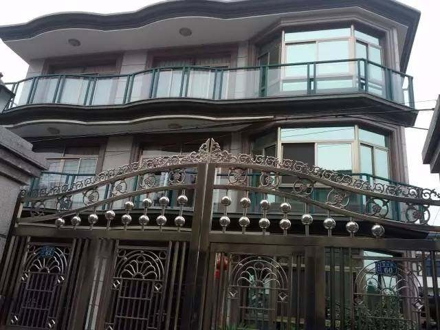 杭州一别墅的案例群,广东、湖南和北京的别墅农村网友v别墅图片