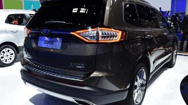 福特锐界2017最新款怎么样 福特新款SUV上市高清图片