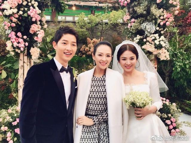 36歲宋慧喬嫁小4歲宋仲基:女人要有多有錢,才有資格嫁給愛情?