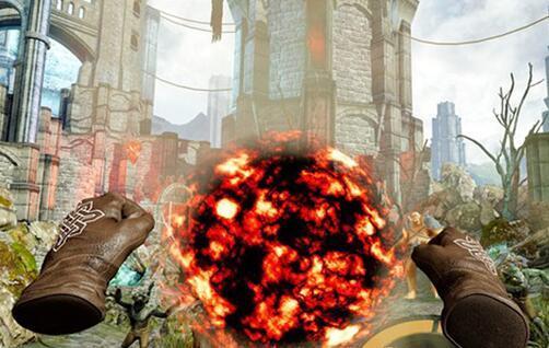 波兰VR游戏《无界术士》在Hypereal商店首发