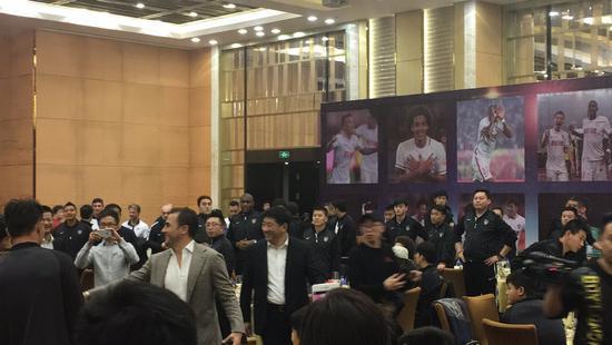 卡帥:考慮2個多月決定離開 這1年半可載入中國足球曆史