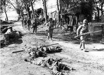 二战士兵为什么宁愿被俘虏也不敢躺下装死