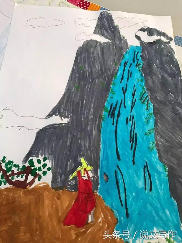 学诗的最高小学其实是画诗!你猜出二年级小海沧区中心境界图片