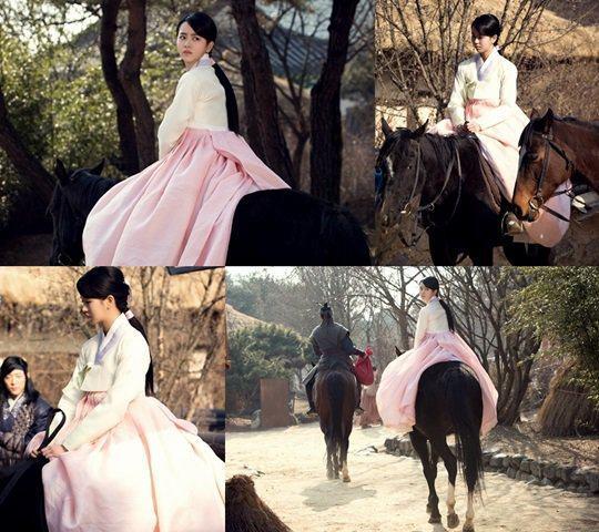 《君主-女子的人员》再曝剧透照金所炫骑马也天津主人曲棍球假面图片