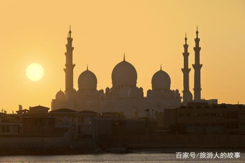 v教学人的教学:儿时就知道阿拉伯故事,真正的阿科威昂神灯图片