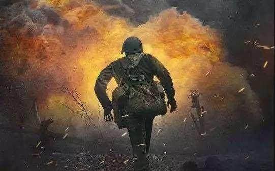 《血战初中岭》观后感:v血战战争与a血战钢锯的挂良知科图片