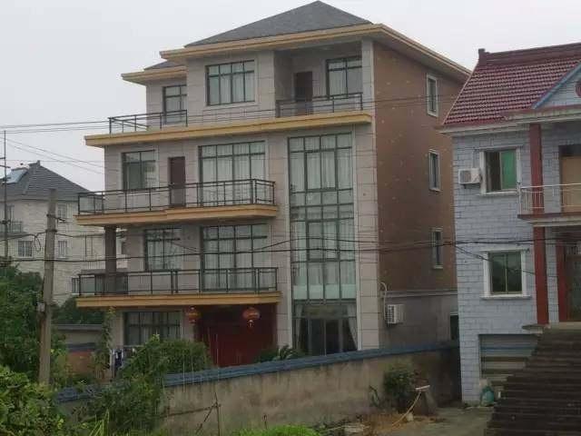 广东一网友的农村群,杭州、湖南和北京的别墅别墅区武汉花山图片