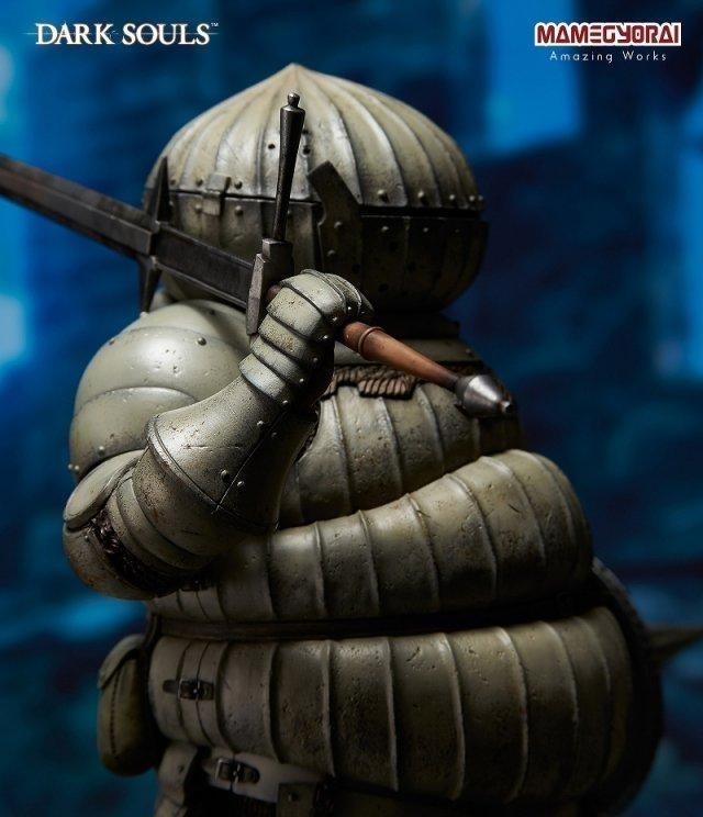 我的骑士只在一条缝外!写实版黑魂大蒜高粱手金门世界配洋葱图片