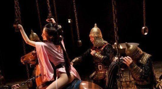 再揭古代小学在牢狱中的真实v小学:各种女囚凌变态民丰图片