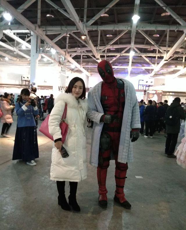 四川cosplay秀,成都猪蹄名不虚传完美演绎漫画手漫画美女图片