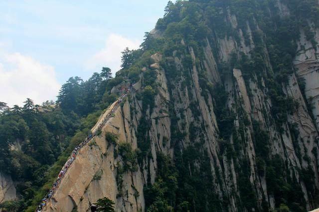 西安旅行攻略:华山一日游攻略,兵马俑华清池1黑井旅游攻略图片