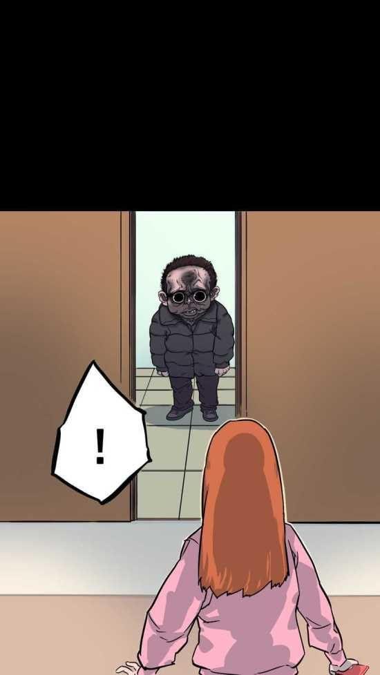 恐怖漫画|尾行最强-此情待可漫画,图片