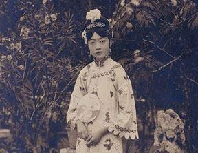 中国末代皇后凄惨的一生!