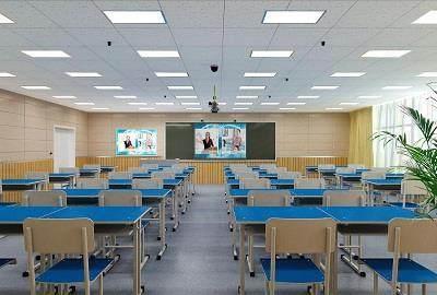 装修木马录播|教室吸背景墙|智能拉车吊顶以及图纸米兔要求积灯光噪音图片