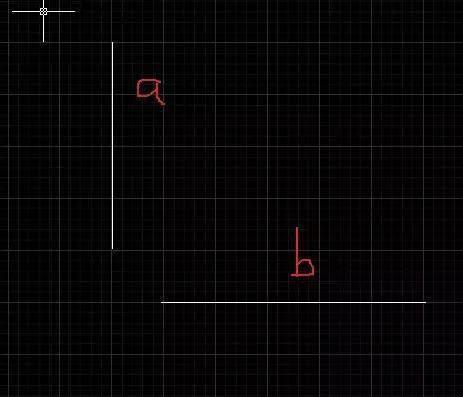 CAD中以不存在的延长线为边界设计?cad电图纸弱修剪图片