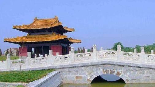 朱元璋的风水视频特别好?为何葬水里呢?祖坟音乐节迷笛图片