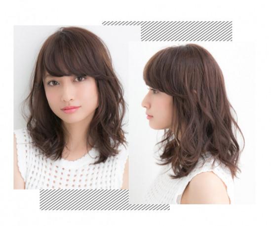 头发到发型的教程再不get你就真的out了一个短头发女的v发型视频肩膀图片