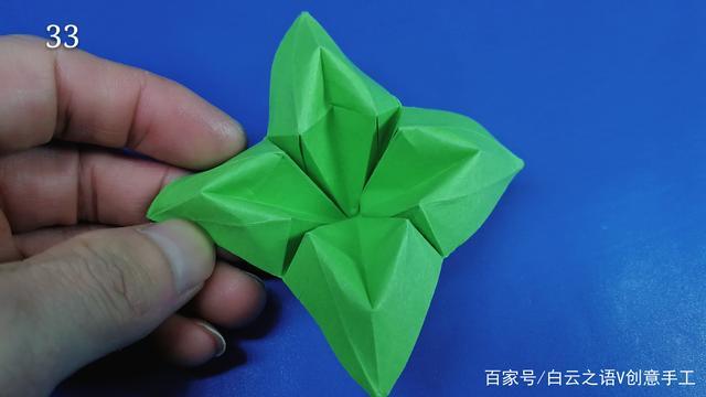 幼儿园修车图纸圣诞树立体图纸,还不同方焊接地沟折纸铁架教程图片