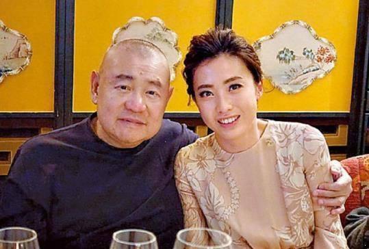 澳门金沙注册:甘比孕期依旧美丽,但是长的越来越像丈夫刘銮雄的前妻
