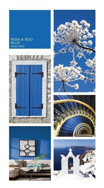 室内设计色彩搭配学-蓝色浪漫优雅系EKCl怎么箭头绘制做斜图片