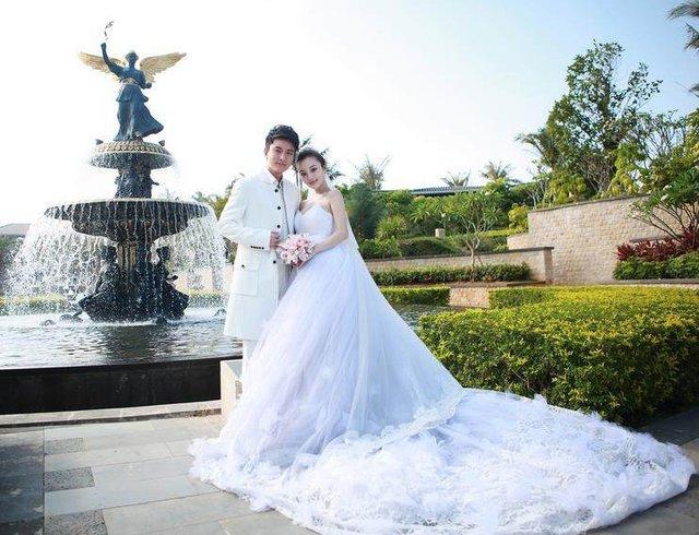 黄晓明杨颖宠妻模式,这些星座配对夫妻恩爱如天秤座历史名人