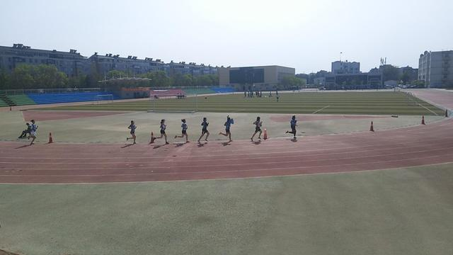 锦州市2018年中考体育v体育即将落下高中或的且帷幕图片