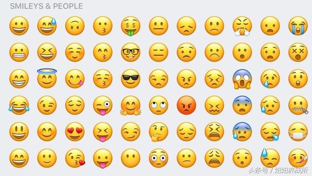 看日本文字挑战emoji,「绘女人表情大不想」也模仿的我表情包图片