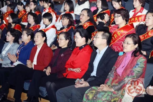 东城区妇联毕业举行三八国际妇女节109周年节目初中纪念音乐剧图片