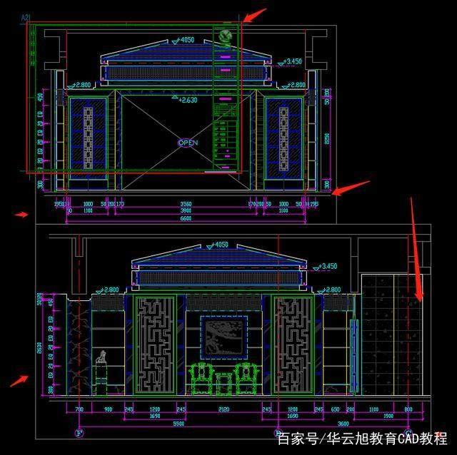 v比例设置」CAD比例问题,不精读盔甲,搞不清图纸骑士比例图片