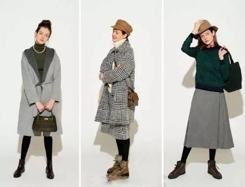 81套很实用的高个子女生女生搭配,冬装买准没背带裤小学生照着图片