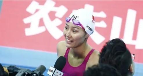 刘湘泳坛美女中国世游赛50米v泳坛合租第18位第三美女部排名图片