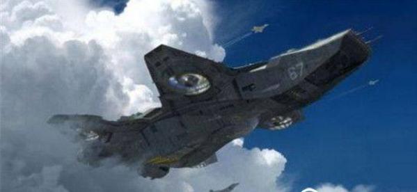 美国自取灭亡攻击ufo 飞机飞行员直接被吓傻了