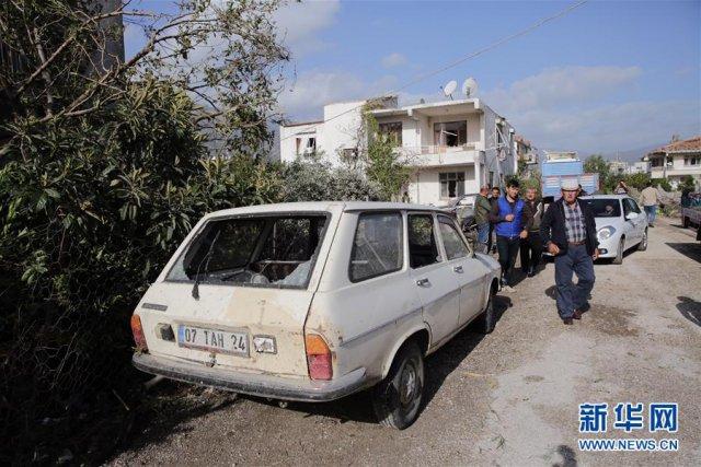 土耳其遭遇暴風雨 25 人受傷 ( 組圖 )