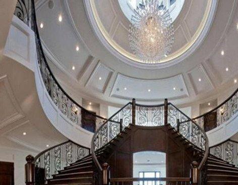 别墅楼梯别墅是大岭山宽度二手东莞图片