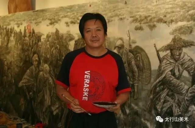 李明——国画作品赏析