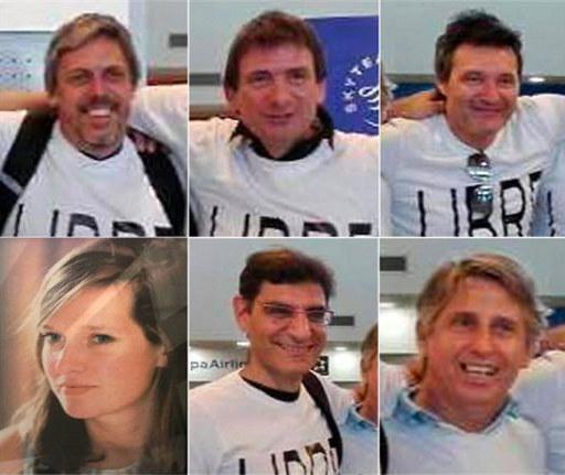 紐約恐襲:阿根廷5名老同學赴美旅遊慶畢業30周年 不幸遇難