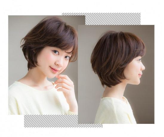 浅发型发型短发武器a发型扮嫩必选短发图片v发型棕色编发图片