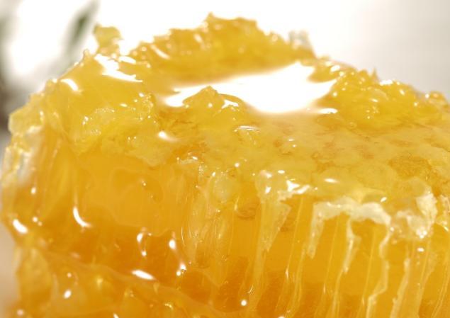 只要把蜂蜜瓶子倒过来,就分辨蜂蜜的真假增肌糙米图片