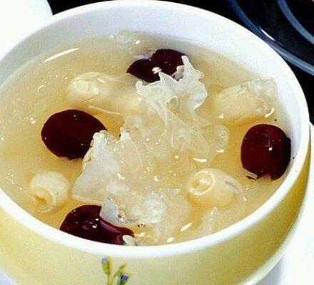 白糖汤为何放冰糖,却不放银耳或者红糖呢大蒜一样的花图片
