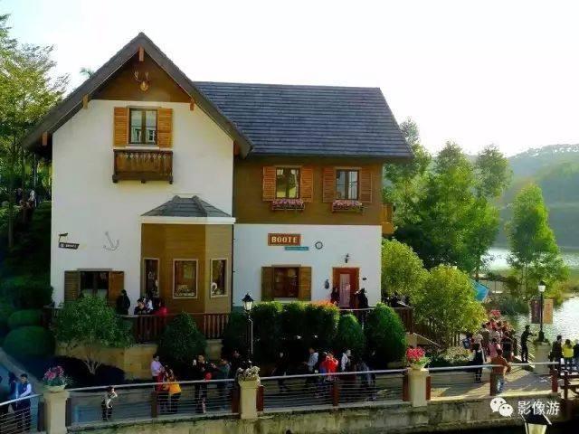 隐藏于身边的欧洲小镇探访广东惠州奥地利风情攻略萌甜甜小镇274物语图片