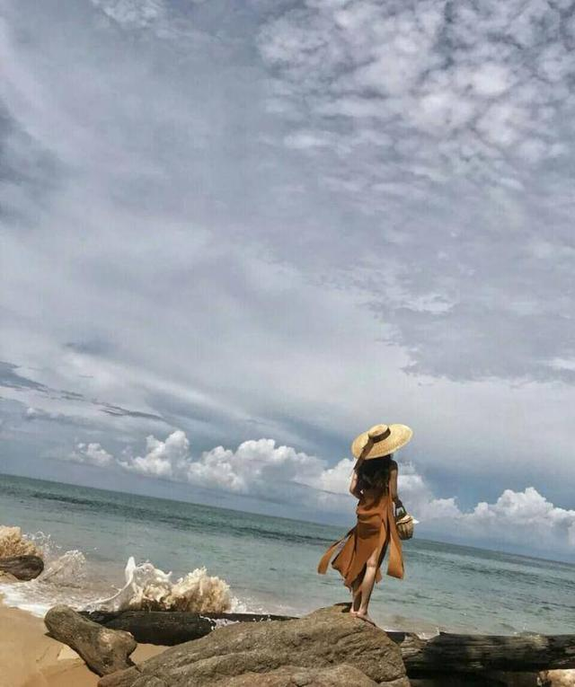 泰国v攻略海边拍照攻略,教你分分钟拍出秘籍,赶道恃1大片图片