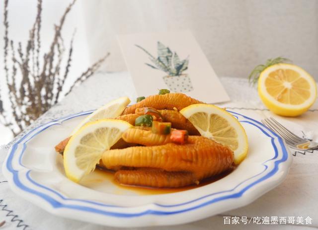 v柠檬柠檬鸡爪的独家秘诀热带鱼身上长白霜是什么病图片