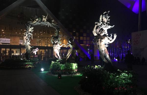 140家畫廊助陣上海藝博會